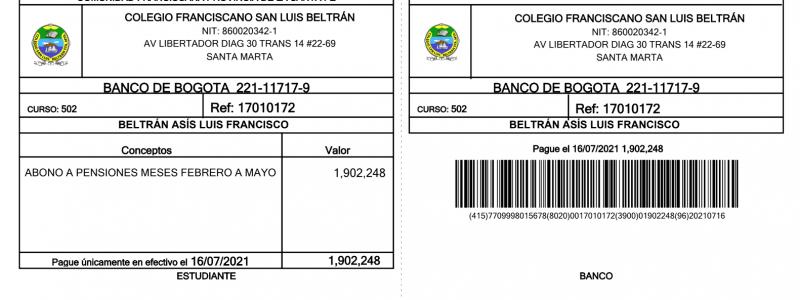 Recibo_Pago_ColegioSLB_Banco