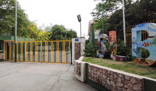 14 Entrada Colegio SLB